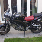 2008 Suzuki SV650 unfaired