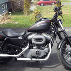 2012 Harley Davidson Nightster 1200