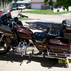 1981 Honda Goldwing GL1100i