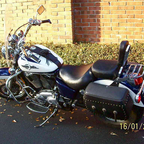 1995 Honda SHADOW ACE 1100