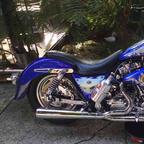 2000 Harley Davidson 1988 fxlr