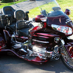 2006 Honda Goldwing/CSC Trike