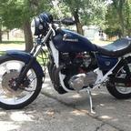 1981 Kawasaki KZCSR1000