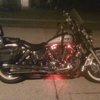 This is the bike Harley sued Honda over. This bike is beautiful, fully loaded and loud! Let\'s Ride!!
