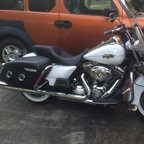 2012 Harley Davidson Road King Classic