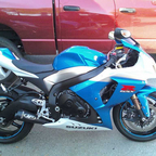 2009 Suzuki GSX-R 1000