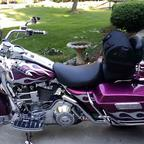 2002 Harley Davidson Road King CVO
