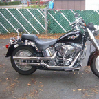 2004 Harley Davidson softail fatty