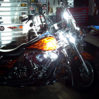 She\'s ready to ride.....