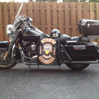 2011 Harley Davidson Road King FLHR