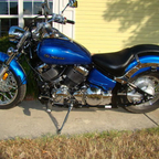 2009 Yamaha V STAR
