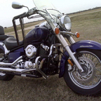 2003 Yamaha V-Star 650