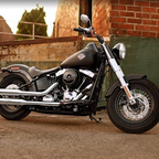 2013 Harley Davidson SOFTAIL SLIM DARK CUSTOM