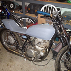 KZ200 Street tracker