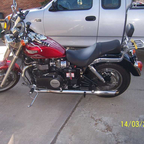 2003 Triumph SPEEDMASTER