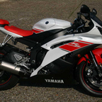 One of my current bikes.  The one for when it\'s sunny ;-)