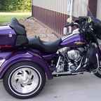 Big Purple, 103ci, 110Hp, Rivera Pro Clutch, Reverse, Hitch, Cruise, Hromond Kardon Stereo, CB
