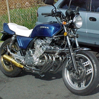 Pic of my CBX a few years back. It is undergoing renovations at the moment.