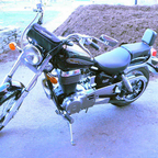 2001 Suzuki Savage