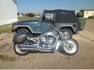 2002 Harley Davidson VROD