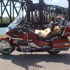 1996 Honda Goldwing