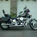1997 Harley Davidson Softtail