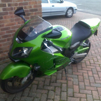 MORE OF THE ZX12R