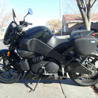 2009 Buell Lightening 12Xbc
