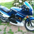 1990 Kawasaki ninja ex 500