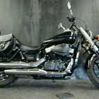 2010 Honda Shadow Spirit