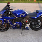 2005 Yamaha YZF-R6