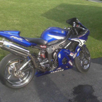 My ride, early 2009