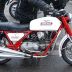 A great little 500cc single cylinder, a rarity in England.