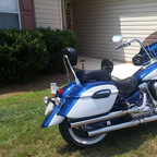 2006 Yamaha Road Star 1700