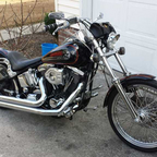 my 94 Softail Custom