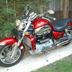 2004 Triumph rocket 3