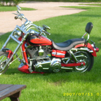 2007 Harley Davidson FXDSE Dyna Screamin Eagle