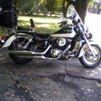 1997 Kawasaki vulcan classic  1500
