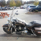 2013 Harley Davidson 110th Anniversary Road King #1574