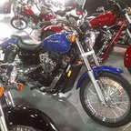 2012 Honda Shadow Aeo
