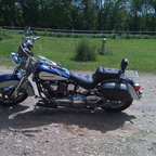 1996 Harley Davidson 96 Heritage