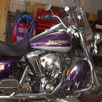 Bike #2. Had to sell due to divorce, but not long without my harley.