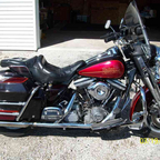 3rd Bike. 89 FLHS Electra Glide Sport. Got this right after divorce was over! Yehaa