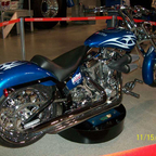 2009 Harley Davidson Indy Colts Custom built chopper