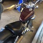 2008 Yamaha V star 650