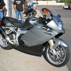 2008 BMW KS 1200