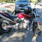 2008 Honda CB900 