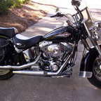 2005 heritage softail