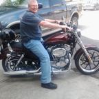 2014 Harley Davidson 883 xl Sporster