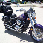 2002 Kawasaki Vulcan